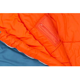 Jack Wolfskin Grow Up Comfort Sleeping Bag Kids moroccan blue